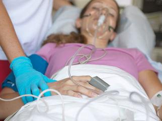 Processus d'allaitement pour un abcès du poumon